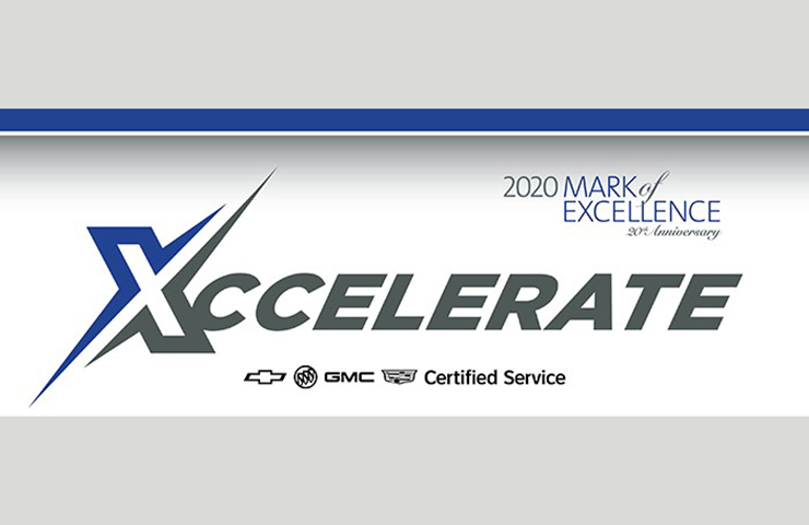 Mark of Excellence Xccelerate App Now Live