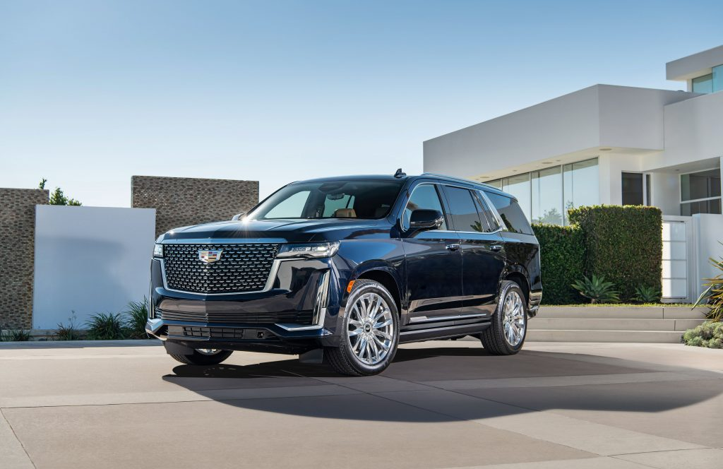 All-New 2021 Escalade Showcases Innovative Technology