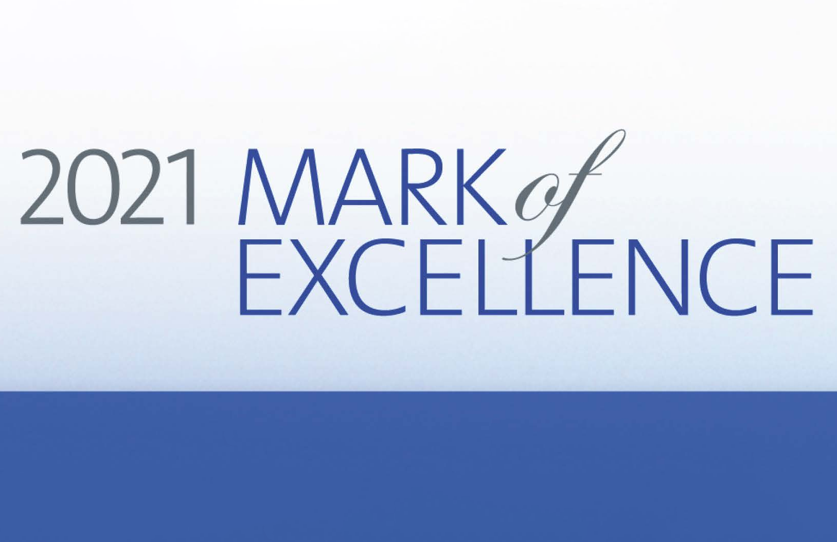 Mark of Excellence Program Enrollment Open Now for 2021