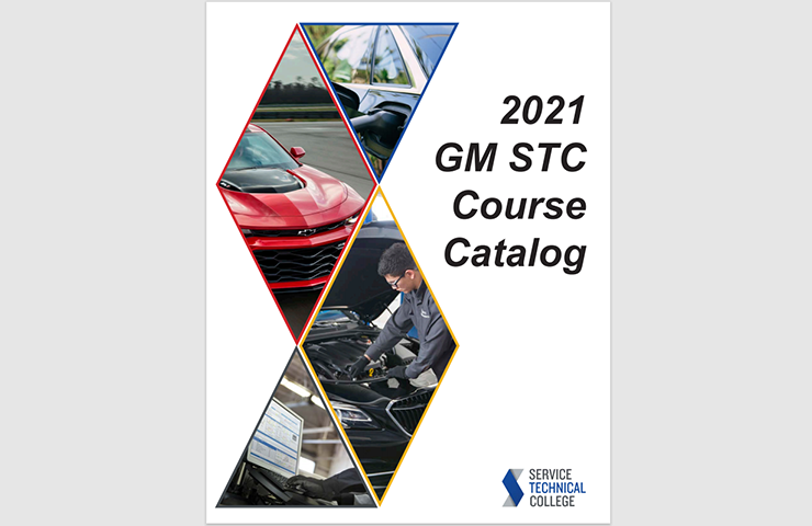 New STC Course Catalog for 2021