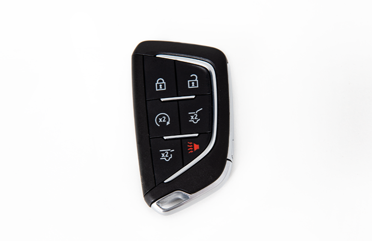 Remote Keyless Entry Transmitter Warranty Replacements
