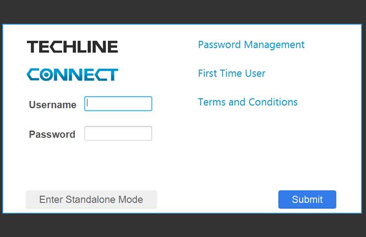 Lanzamiento de la última actualización de software de Techline Connect