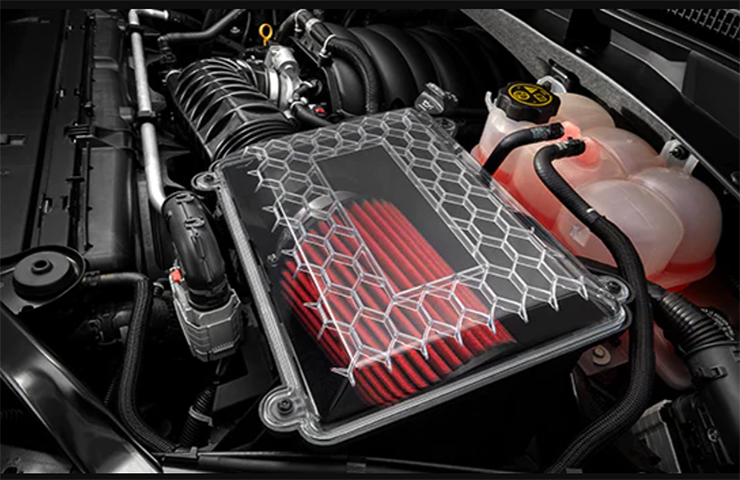 GM Accessory Cold Air Intake System Requires Calibration