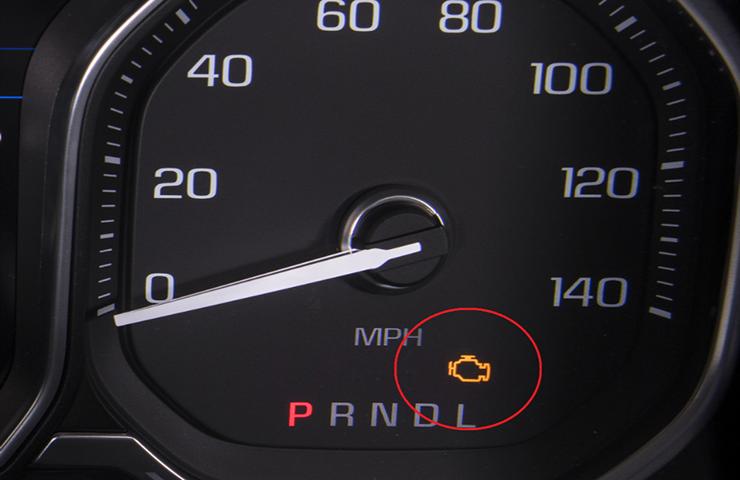 Fallo de encendido del motor detectado sin problemas de conducción