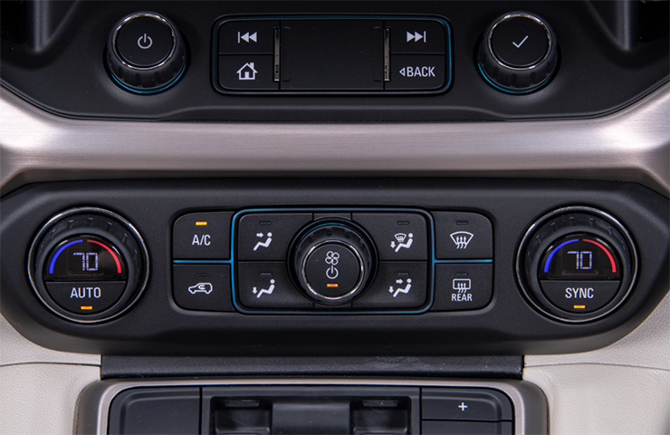 Digital Climate Controls Limited on Some 2021-2022 Models