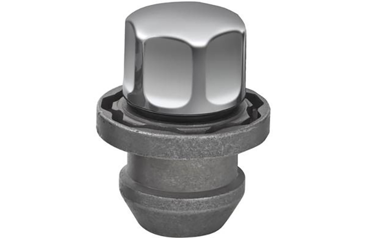 New Accessory Wheel Lock Nuts Available for 2022 Model Year